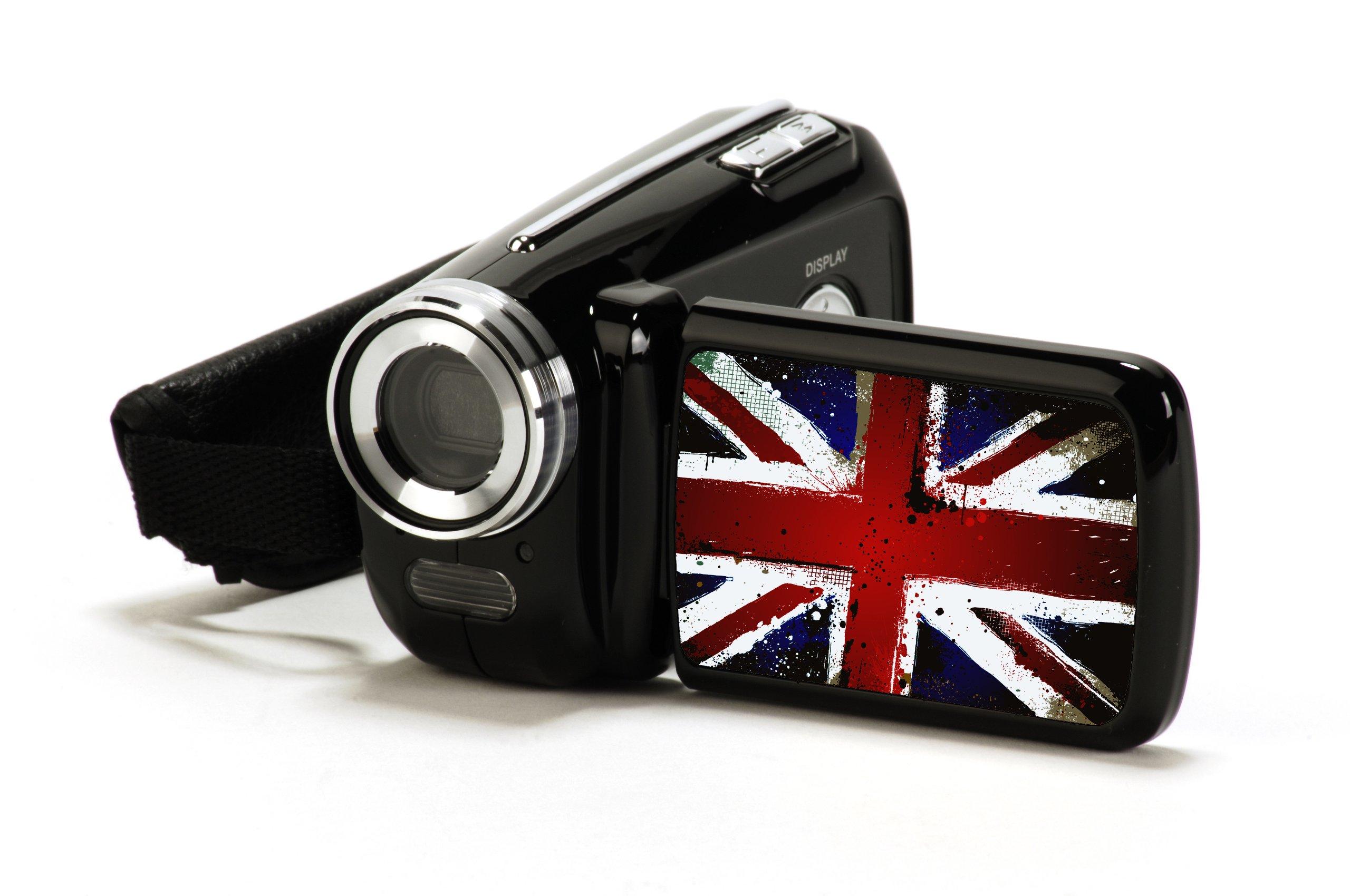 Teknofun Old UK Digital Video Camera (5 MP) by TEKNOFUN