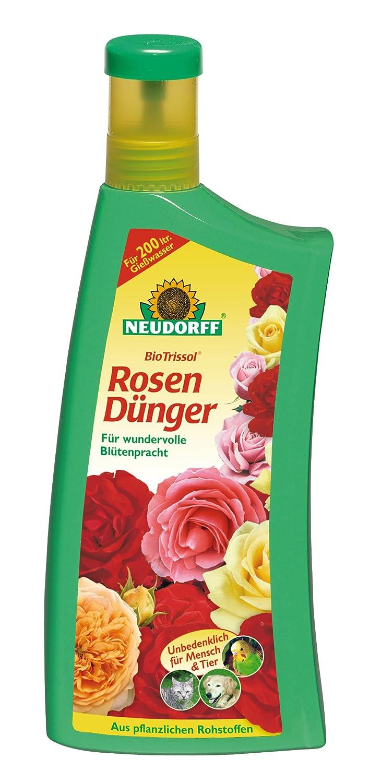 Neudorff BioTrissol Plus RosenDünger 1 Liter 8983487