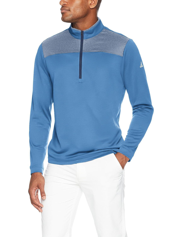 adidas Golf Men's Lightweight UPF 1/4 Zip Pullover
