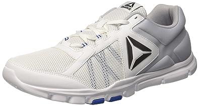 7ed9987295dc19 Reebok Men s Yourflex Train 9.0 Mt Fitness Shoes