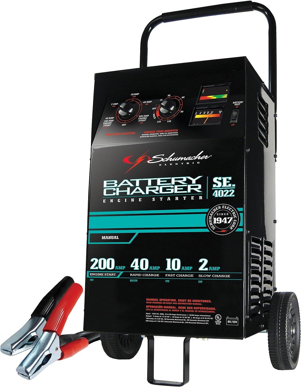 Schumacher SE — 4022 Manual Wheeled