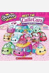 Meet the Cutie Cars (Shopkins: 8x8) Kindle Edition