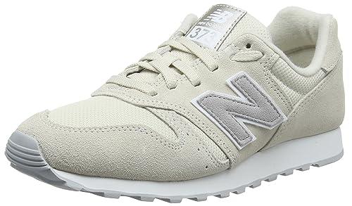 New Balance WL373v1 Zapatillas Mujer, Marfil (Wl373Maa), 40 EU