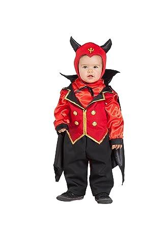 Banyant Toys, S.L. Disfraz DE Demonio Baby: Amazon.es: Juguetes y ...