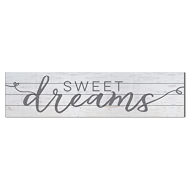 Kindred Hearts 40 x10  Sweet Dreams Shiplap Wall Sign