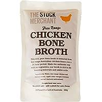 Stock Merchant Free Range Chicken Bone Broth, 500 g