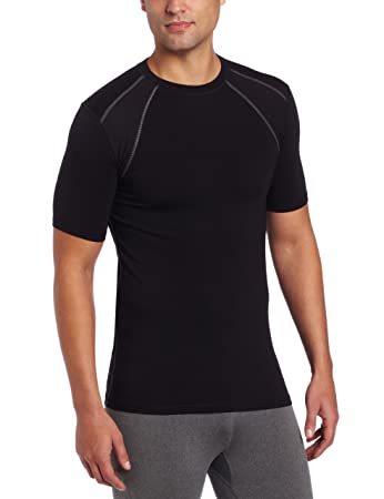 Amazon.com: tasc Performance Men's Hybrid Fitted Short Sleeve Tee ...