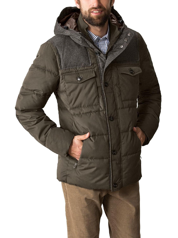 Walbusch Herren Übergangs-Jacke, in untersetzten Größen, einfarbig  Walbusch   Amazon.de  Bekleidung 4858f1688d