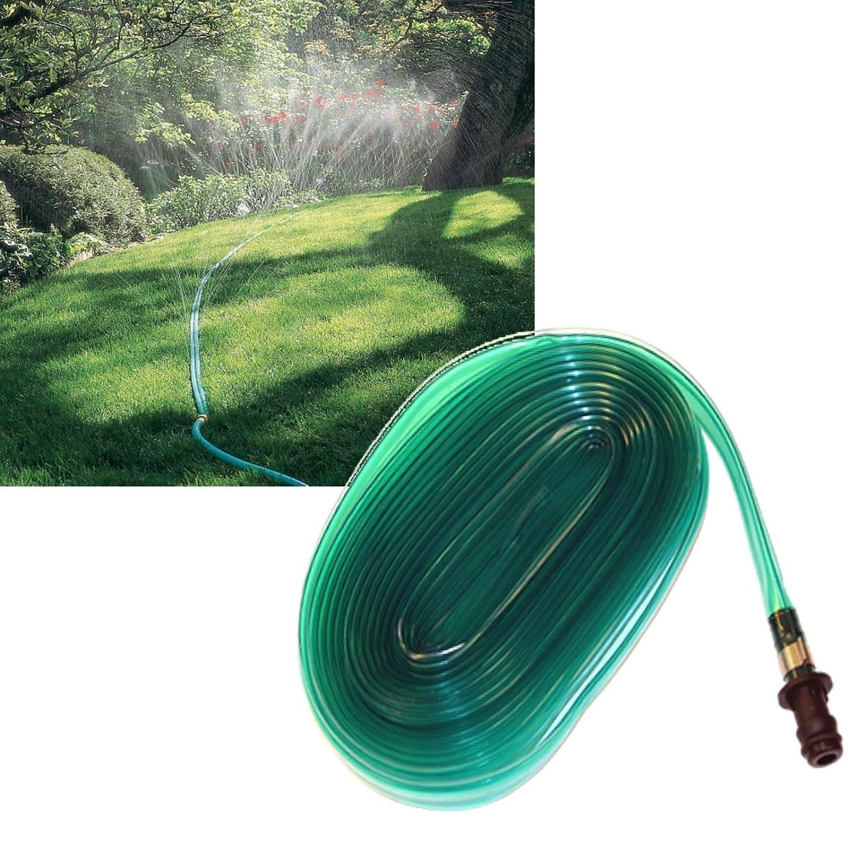 Generic NV _ 1001003693_ yc-uk2lantslex Gewächshaus irriga Aker Sprinkler Schlauch flexibel grün TION Bewässerung Irri Soaker Rohr N Wat Garten Pflanzen Sprinkl