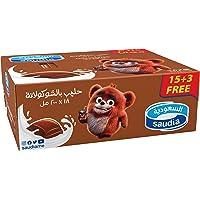 Flavoured Milk Chocolate 18*200 ml