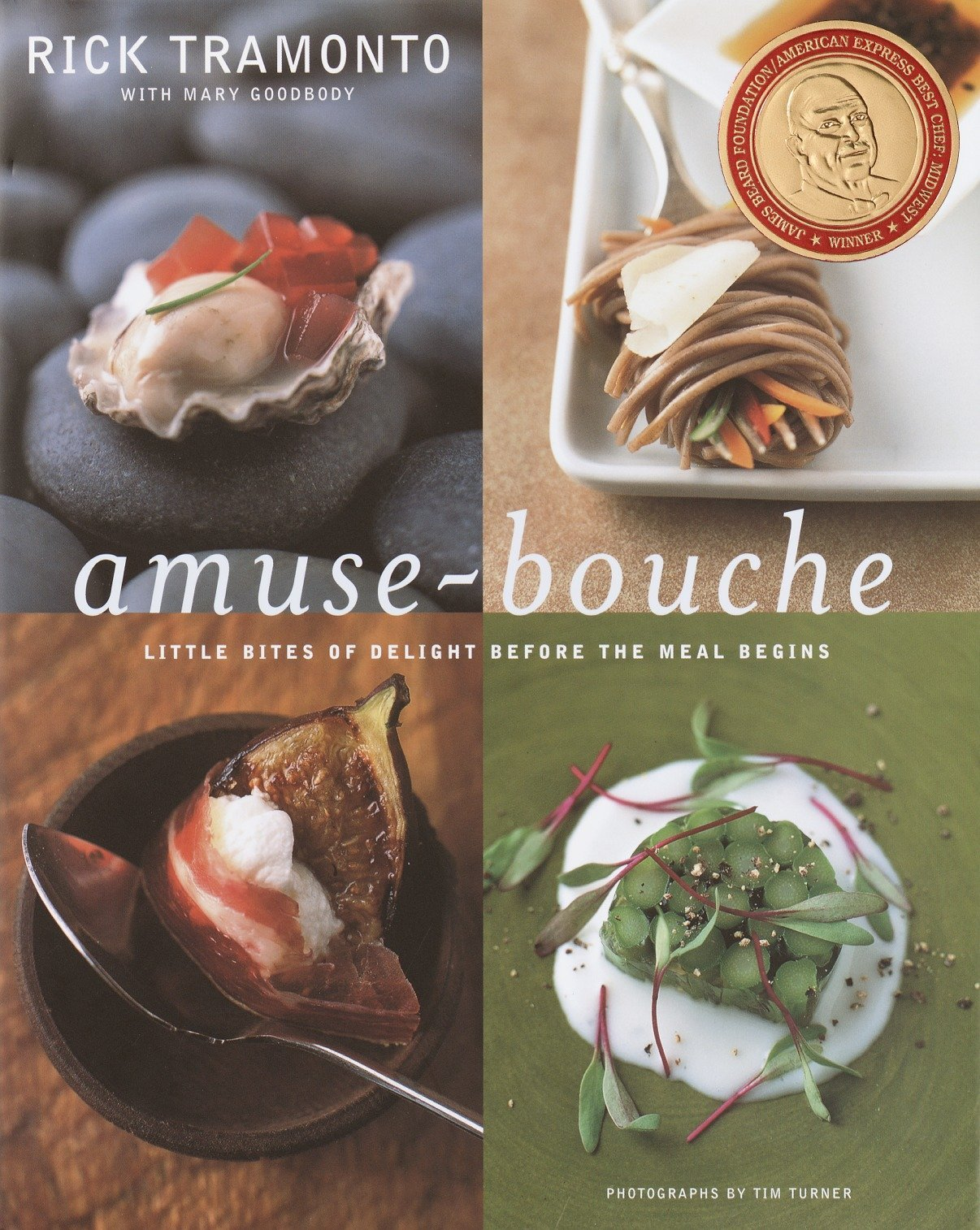 Read Online Amuse-Bouche: Little Bites Of Delight Before the Meal Begins PDF