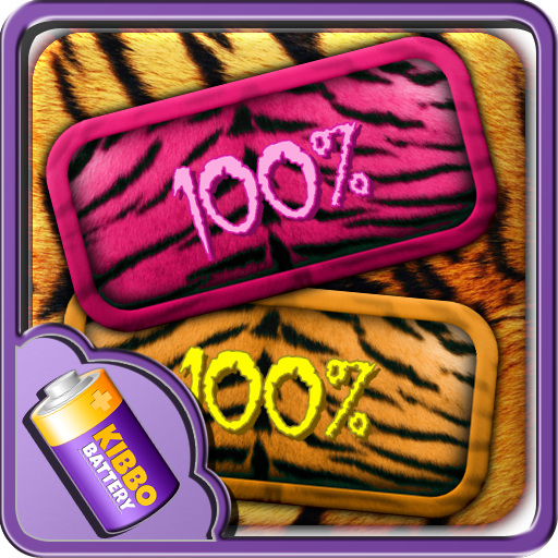 Tiger Battery - [Kibbo Battery Theme] Tiger Battery - Widget