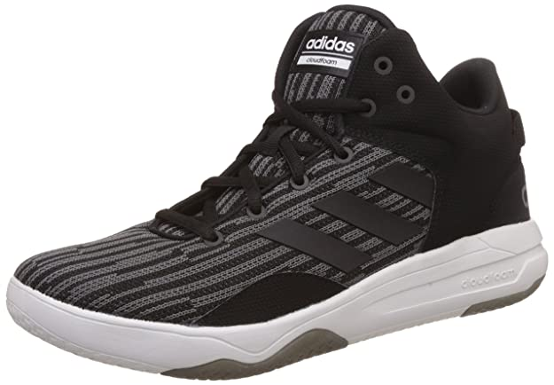 a2a01410ac19 Adidas Men s Cf Revival Mid Leather Sneakers  Buy Online at Low Prices in  India - Amazon.in