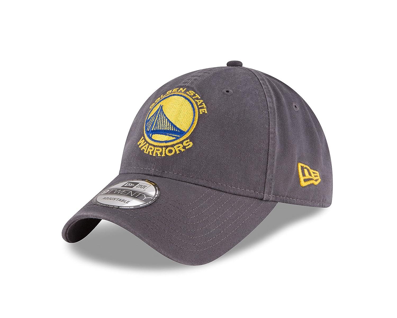26fa1048f4a Amazon.com   New Era NBA Golden State Warriors Core Classic 9Twenty  Adjustable Cap