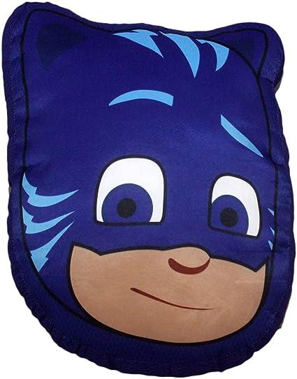 PJ Masks - Cojín con Forma de Catboy Premium – Colección Primavera Verano