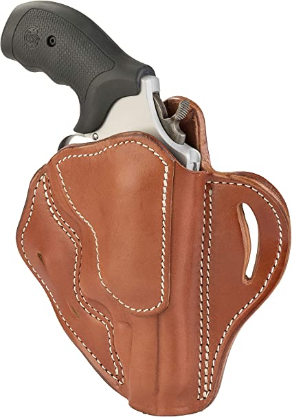 OWB CCW Holster Right Handed Leat.. 1791 GUNLEATHER J-Frame Revolver Holster