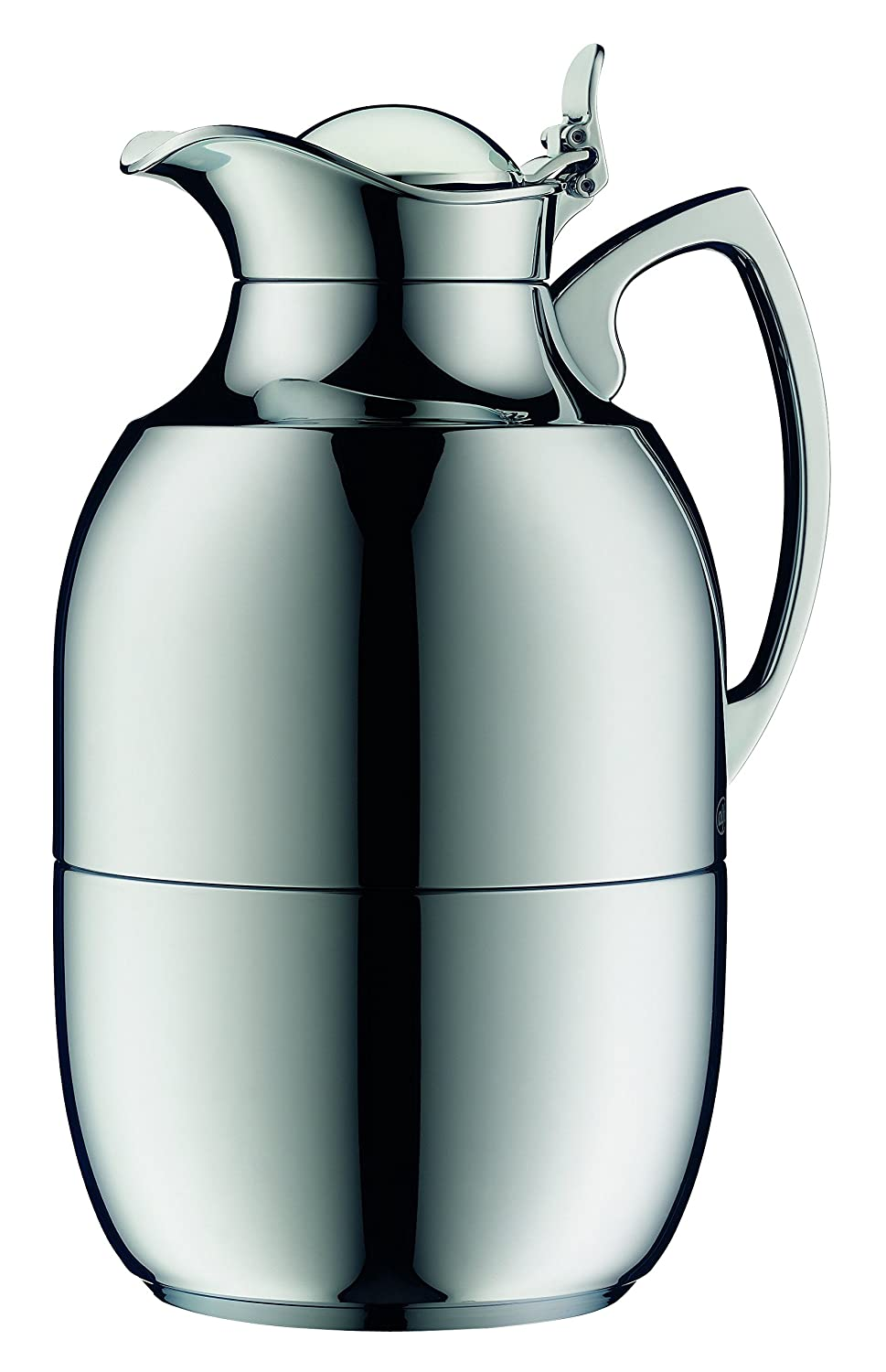 Alfi Juwel Thermos Insulating Jug, Stainless Steel, chrome, 1.5 L 0572000150