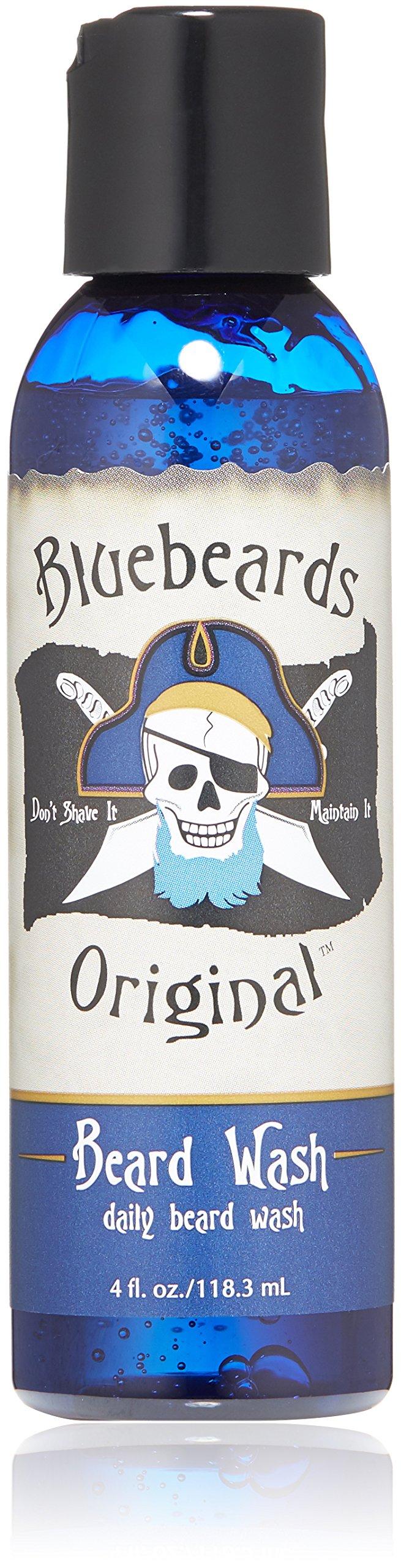 Bluebeards Original Beard Wash, 4 oz.