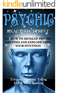 Amazon survival exact blueprint for wilderness urban psychic exact blueprint on how to develop psychic abilities and explode open your intuition malvernweather Images