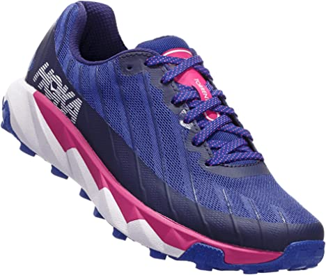 HOKA ONE ONE Womens Torrent Textile Synthetic Trainers (Sodalite Blue/Very Berry, Numeric_7): Amazon.es: Zapatos y complementos