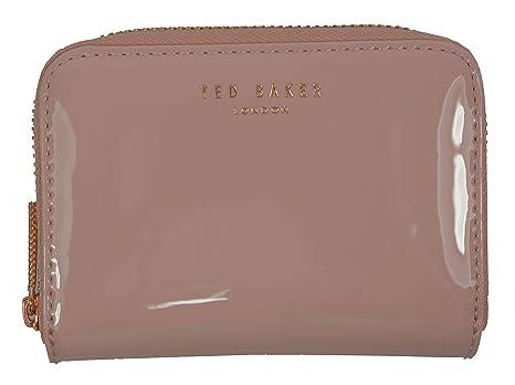 Ted Baker - Cartera para mujer Mujer Rosa rosa claro Small