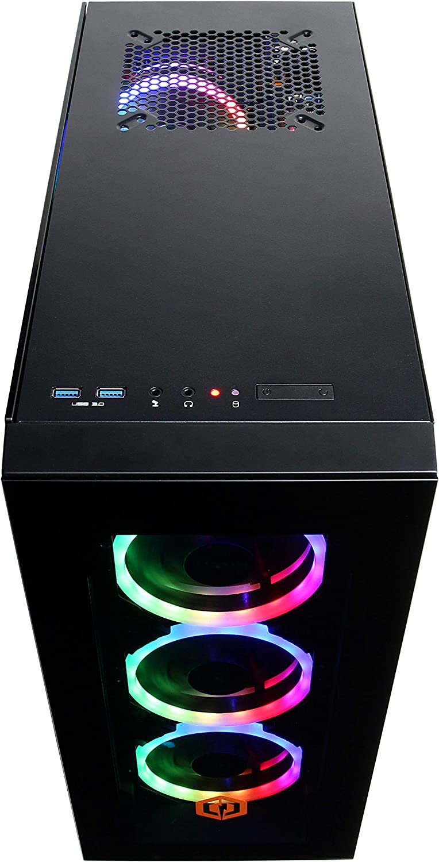 Amazon.com: CYBERPOWERPC Gamer Supreme Liquid Cool Gaming PC ...