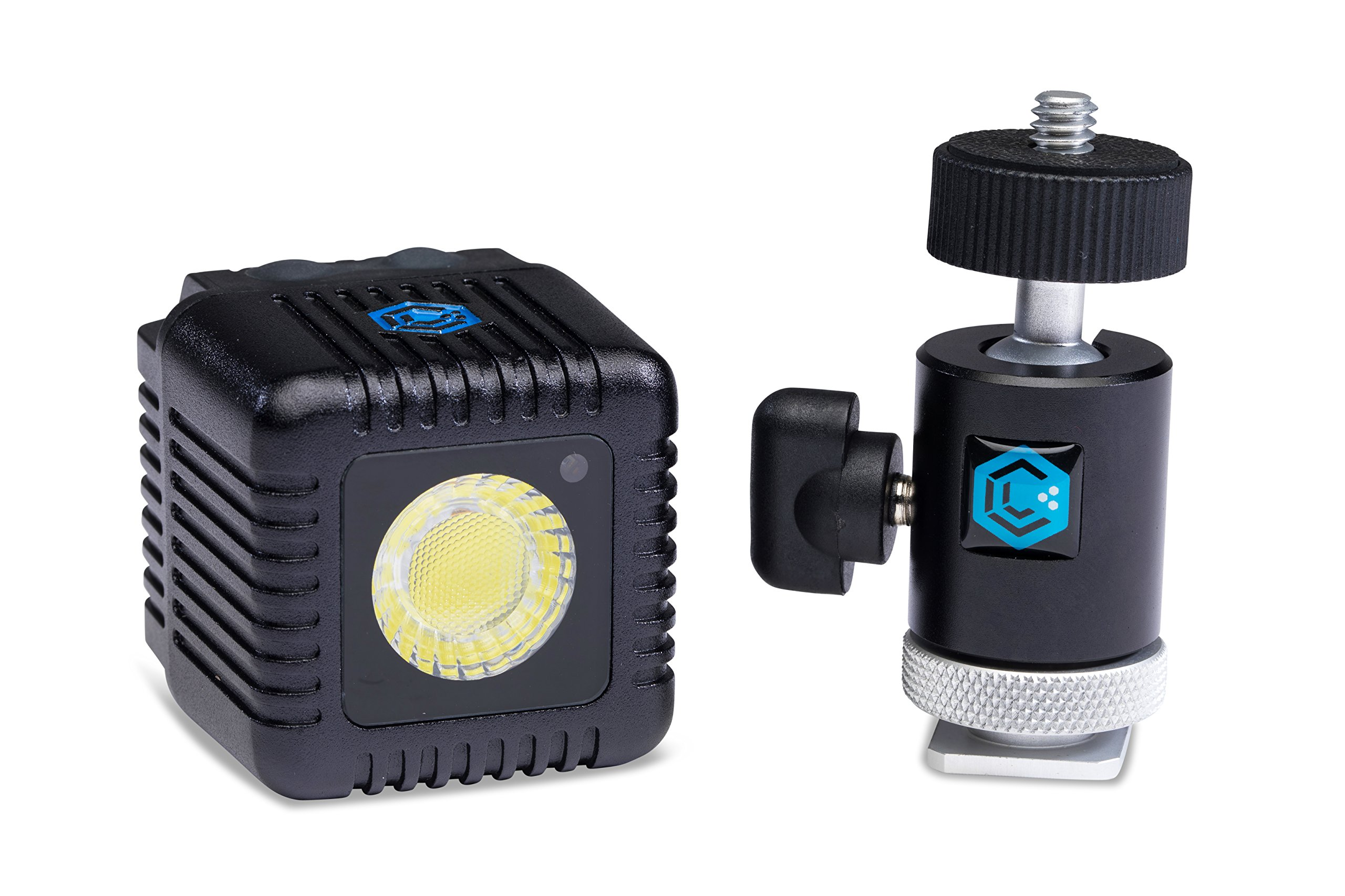 Lume Cube - Video Lighting Kit for Canon, Nikon, Sony, Lumix, Fujifilm, Olympus, Pentax by LUME CUBE