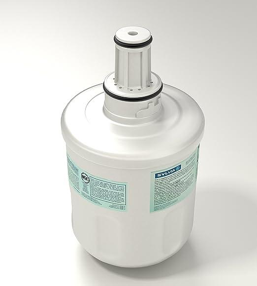 Sylvia Nevera Filtro de agua Compatible con Samsung Da29-00003G ...