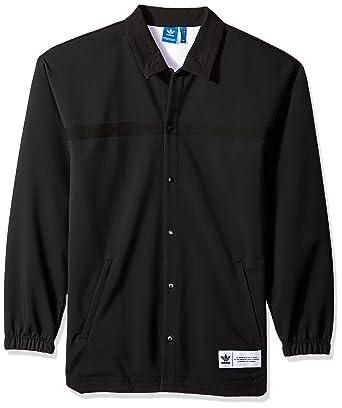 adidas Originals Men's Cr8 Coach Jacket at Amazon Men's