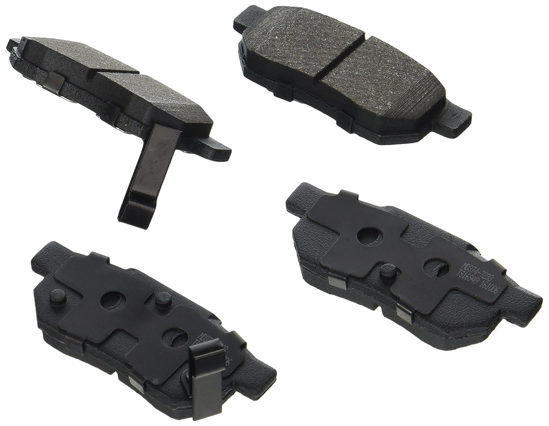 Dash4 MD374 Semi-Metallic Brake Pad