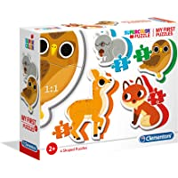 Clementoni 20814 My First Puzzle Forest Animals, 2345 Parça