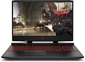 Omen by HP 2018 15-Inch Gaming Laptop, Intel i7-8750H Processor, NVIDIA GeForce GTX 1070, 32 GB RAM, 512 GB SSD, VR Ready, Windows 10 (15-dc0045nr, Black)