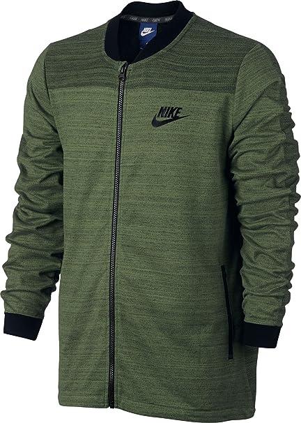 Nike Sportswear Advance 15 Older Kids' (Boys') Full Zip