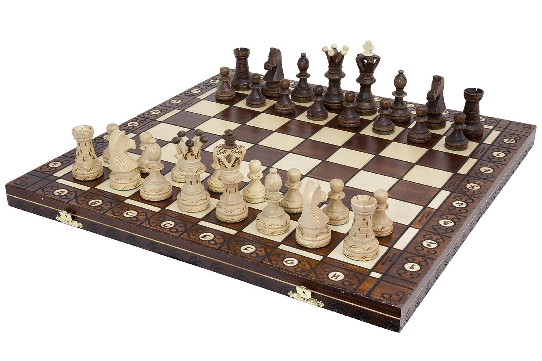 Wegiel Ambassador European Chess Board Game