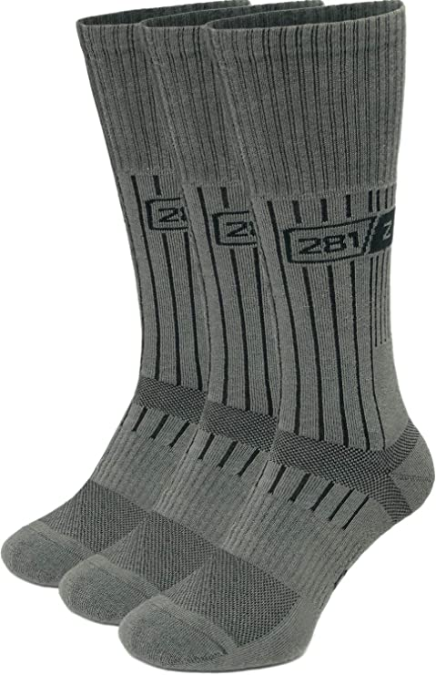 Military Boot Socks - Tactical Trekking Hiking
