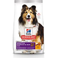 Hill's Science Diet Adult Sensitive Stomach & Skin Chicken Recipe Dry Dog Food, 4 lb Bag