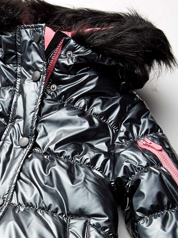 London Fog Girls Big Shine Puffer Jacket