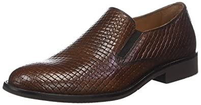 Stonefly Casey 2 (5658) Calf, Mokassins Homme, Marron (Cigar Brown 009), 44 EU