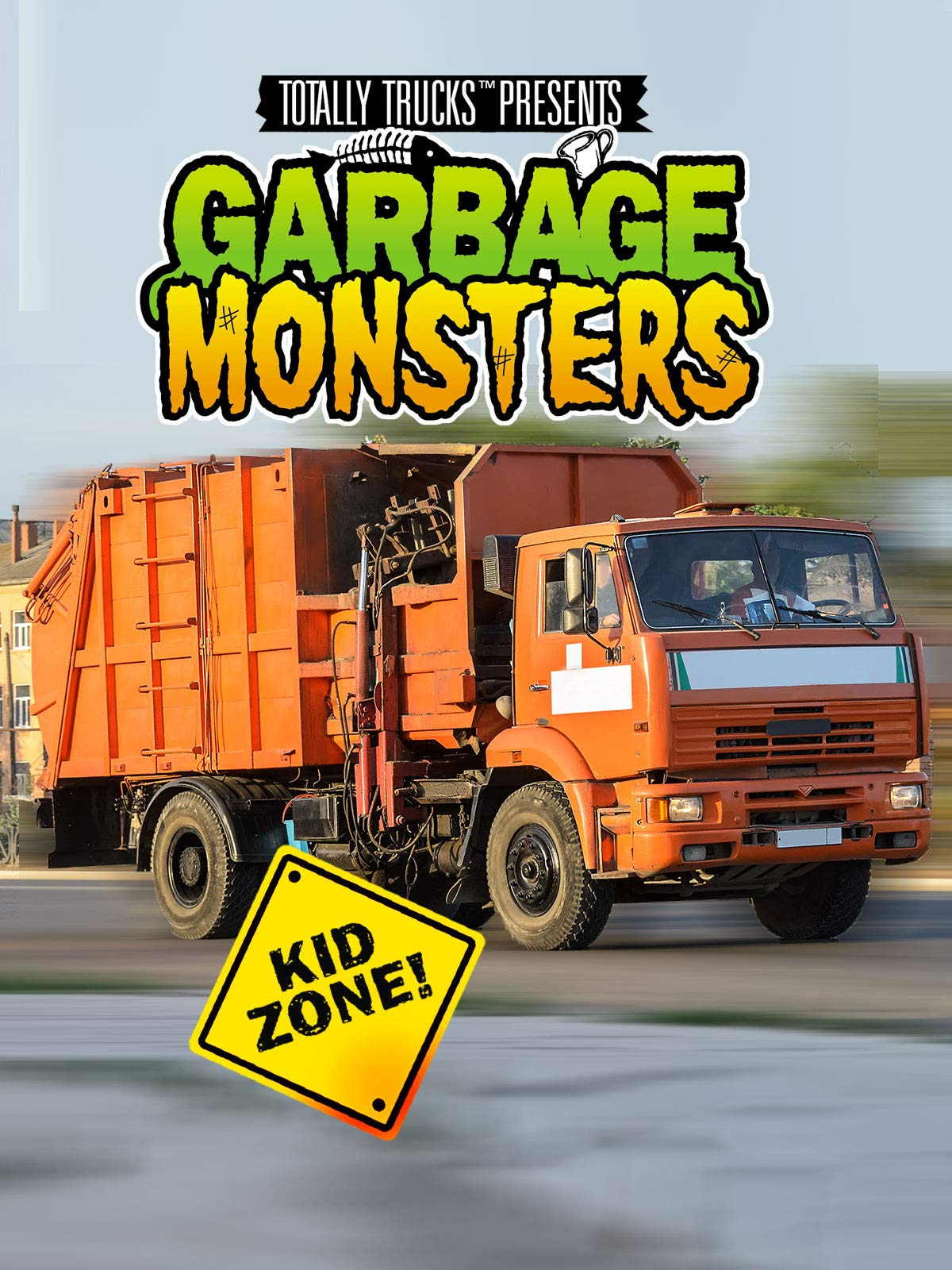 Totally Trucks - Garbage Monsters on Amazon Prime Video UK
