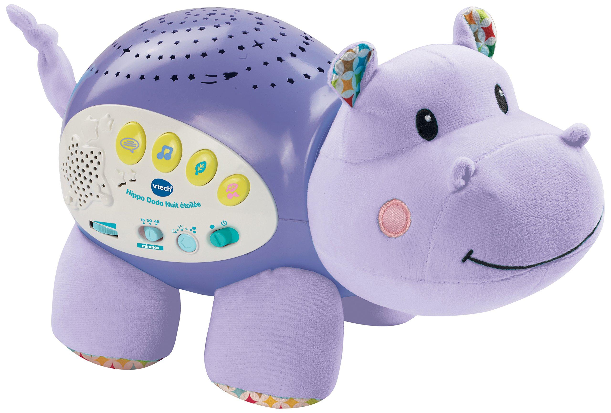 Vtech - 180905 -Veilleuse - Hippo Dodo Nuit Etoilée product image