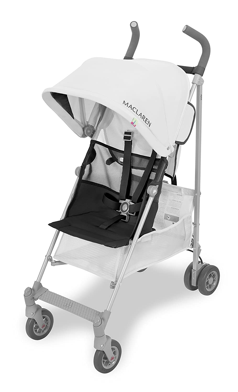 compact lightweight Maclaren Techno XT Stroller- Full-featured Sovereign/™ Lifetime Warranty Newborn Safety System/™ extended UPF 50+//waterproof canopy For newborns and up to 55lb
