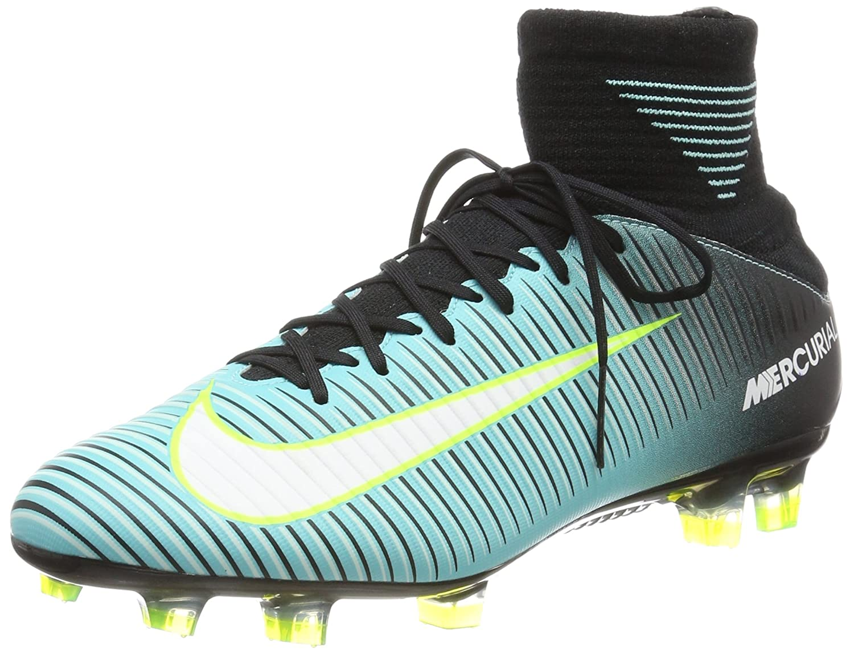 Amazon.com  Nike Women s Mercurial Veloce III DF FG Soccer Cleats  Sports    Outdoors 79b8c9ac48
