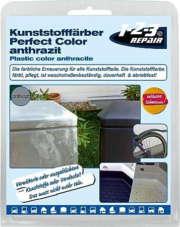 123repair Perfect Color Kunststoff Aufbereitung Polyrattan