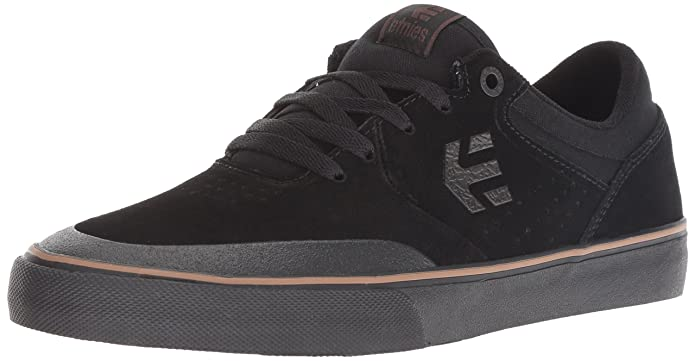 Etnies Marana Vulc Sneakers Skateboardschuhe Herren Schwarz/Dunkelgrau