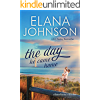 The Day He Came Home: Sweet Contemporary Romance (Hawthorne Harbor Romance Book 5)