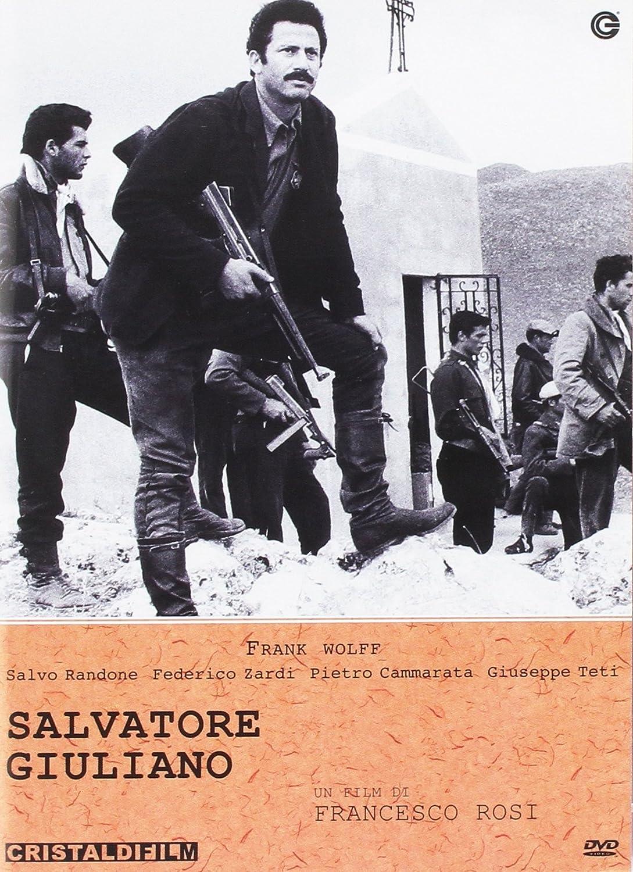 Amazon Com Salvatore Giuliano Italian Edition Salvo Randone Frank Wolff Francesco Rosi Movies Tv