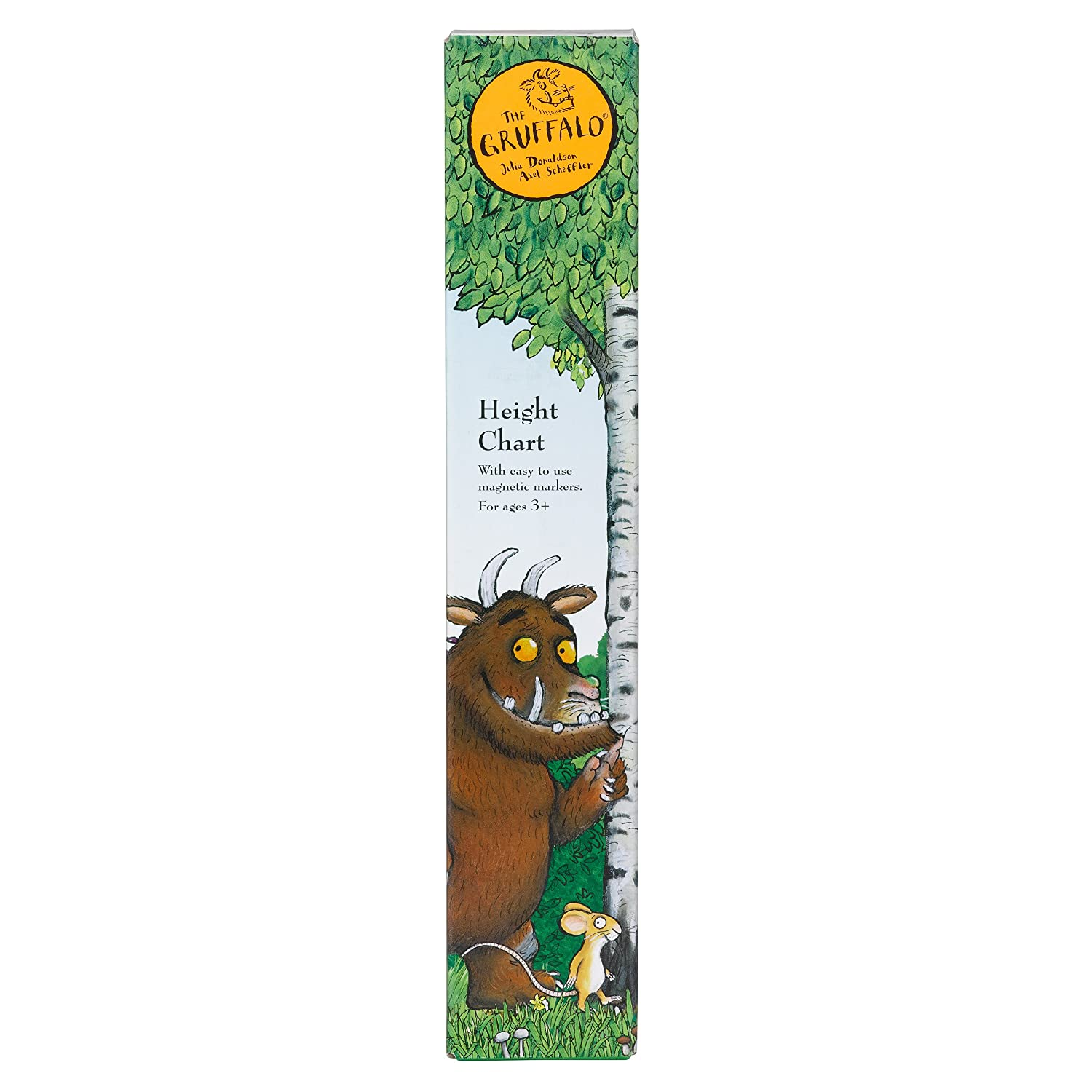 Gruffalo Height Chart Wild & Wolf Ltd (Baby) GRU057