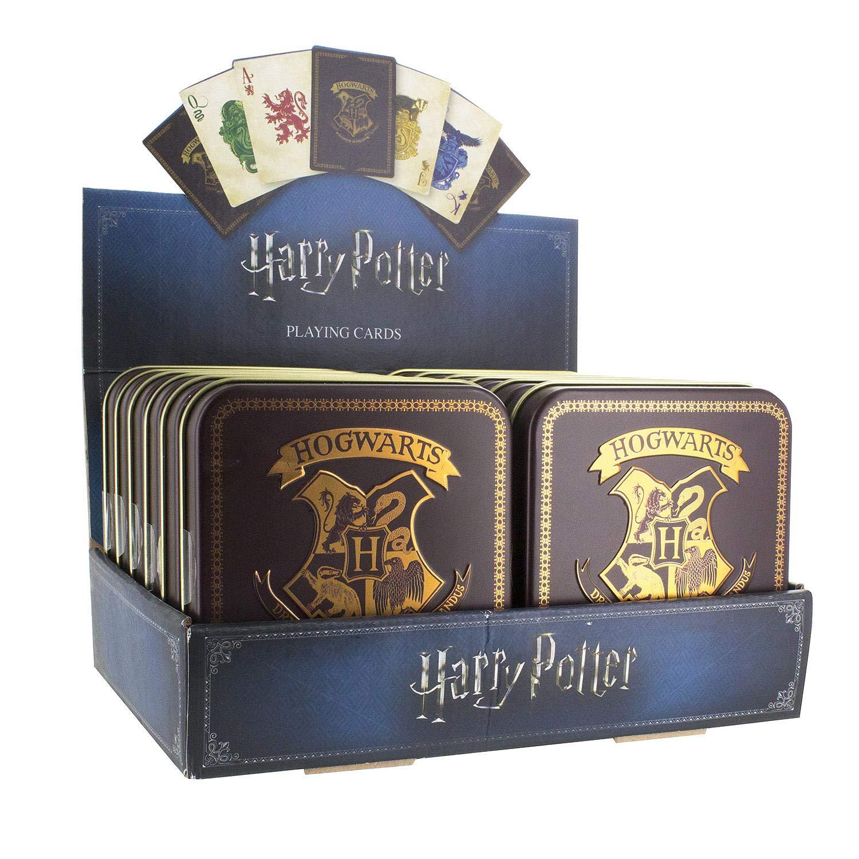 Juego de Cartas Harry Potter - Hogwarts