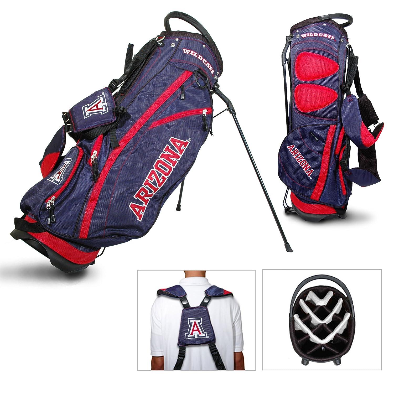 Arizona Wildcatsチームゴルフフェアウェイウッド軽量14-wayトップゴルフクラブスタンドバッグ B01EZ8AMGE