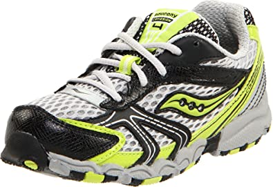 Saucony Cohesion 4 Lace Running Shoe (Toddler/Little Kid/Big Kid),